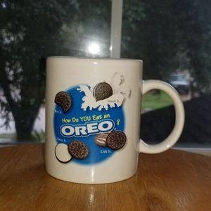 Oreo coffee mug